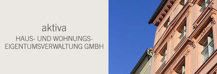 aktiva - Haus- und Wohnungseigentumsverwaltung GmbH