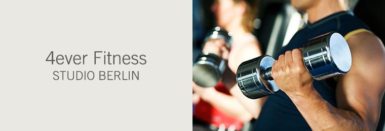4ever Fitness - Studio Berlin