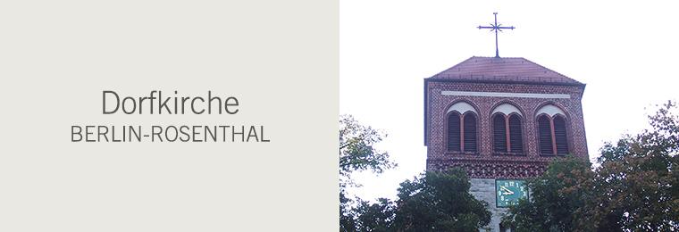 Dorfkirche Berlin-Rosenthal