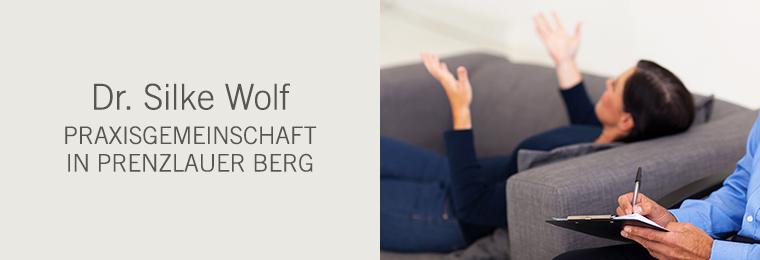 Dr. Silke Wolf - Praxisgemeinschaft in Prenzlauer Berg
