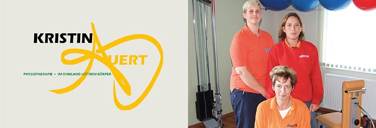 Physiotherapie – Kristin Auert
