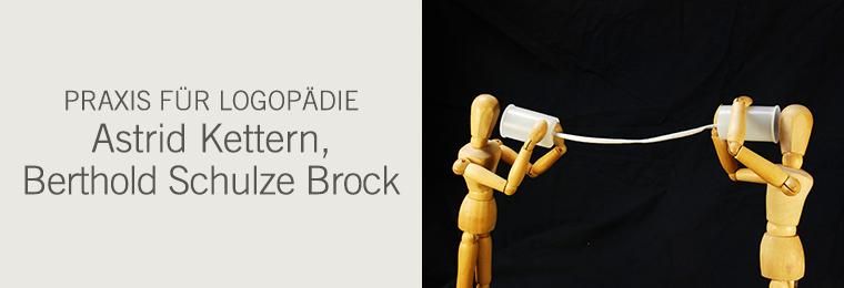 Praxis für Logopädie - Astrid Kettern, Berthold Schulze Brock