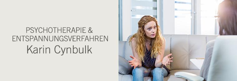 Praxis für Psychotherapie und Entspannungsverfahren - Karin Cynybulk