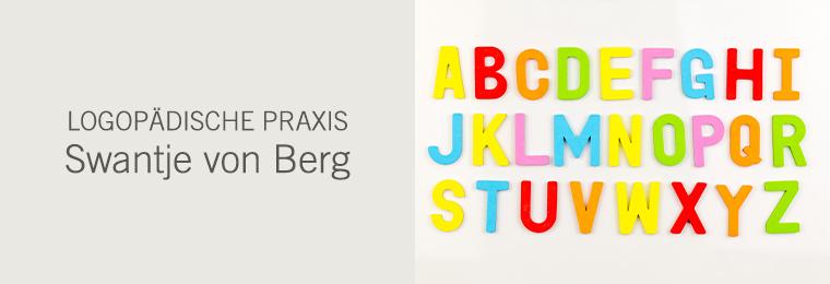 Logopädische Praxis - Swantje von Berg