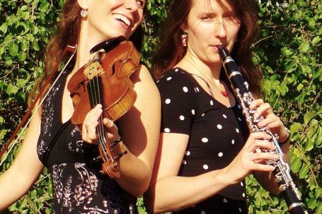 Konzert für Violine und Klarinette
