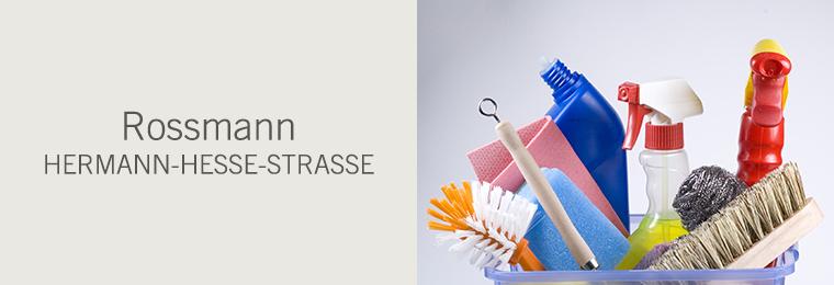 Rossmann - Hermann-Hesse-Straße