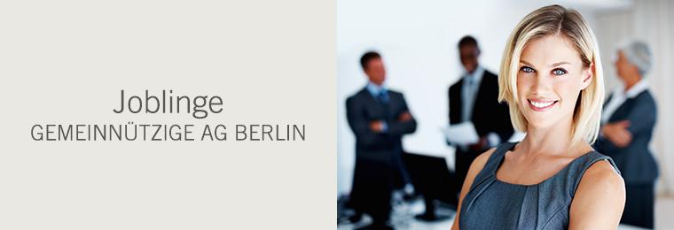 Joblinge gemeinnützige AG Berlin