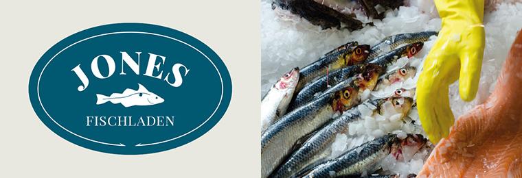 Jones Fischladen