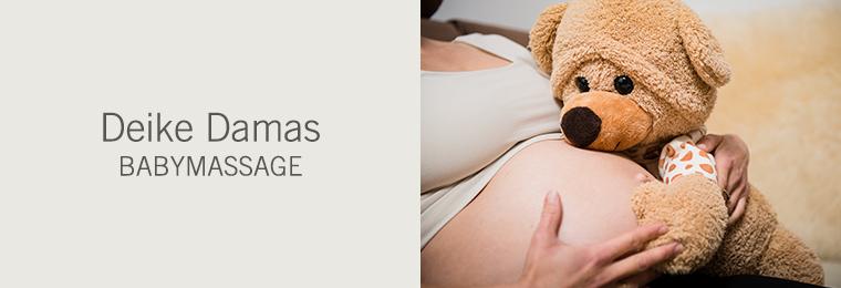 Deike Damas Babymassage