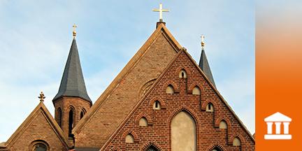 Kirchengiebel