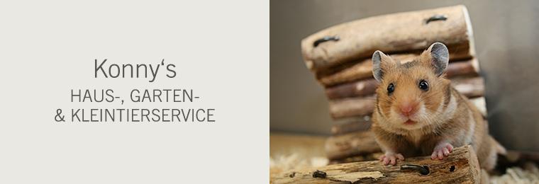 Konny´s Haus-, Garten- & Kleintierservice