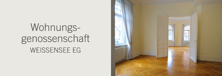 Wohnungsgenossenschaft Weissensee eG