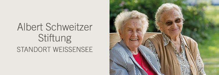 Albert Schweitzer Stiftung Standort Weißensee