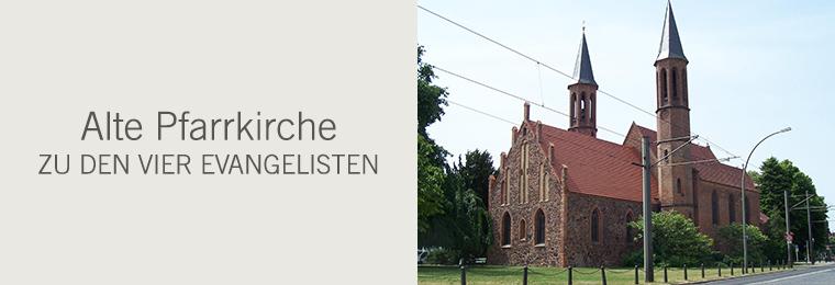 Alte Pfarrkirche - Zu den Vier Evangelisten