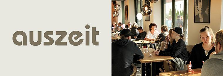auszeit - café · restaurant · bar