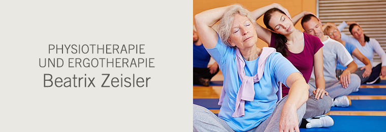 Physiotherapie und Ergotherapie - Beatrix Zeisler