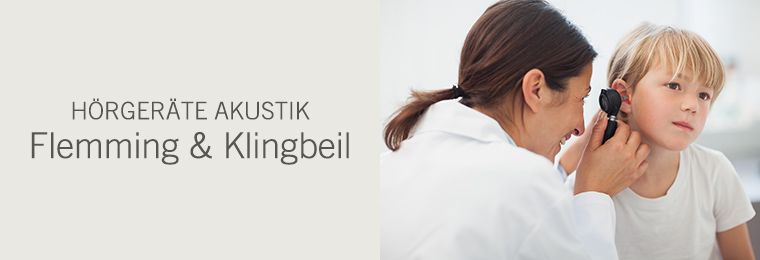 Hörgeräte Akustik - Flemming & Klingbeil