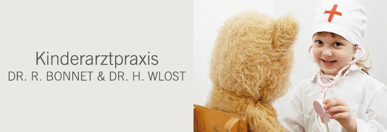 Kinderarztpraxis Dr. R. Bonnet + Dr. H. Wlost
