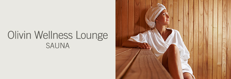 Olivin Wellness Lounge Sauna