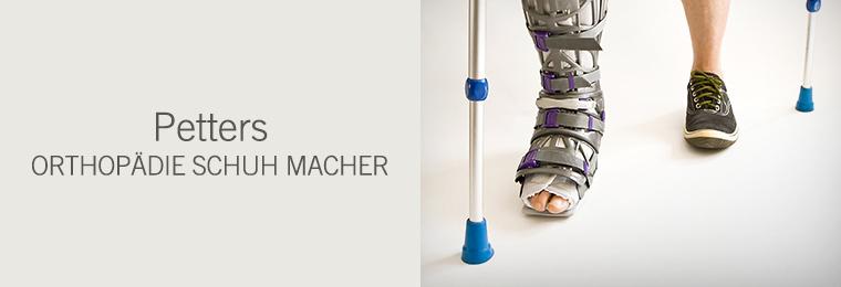 Petters - Orthopädie Schuh Macher