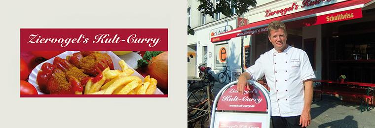Ziervogel's Kult Curry