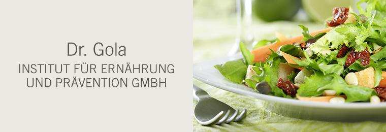 Dr. Gola - Institut für Ernährung und Prävention GmbH
