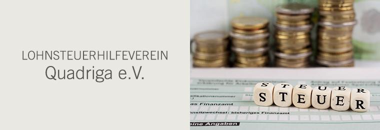 Lohnsteuerhilfeverein Quadriga e.V.