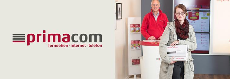 primacom – fernsehen • internet • telefon (Standort Pankow)
